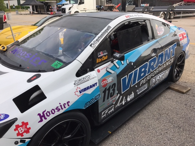 Hoosier Tire   News   Record Shattered at Road Atlanta on Hoosier Tires