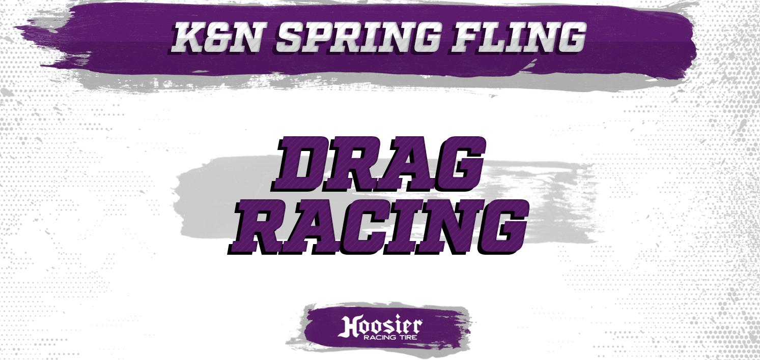 Hoosier Drag Tires Perform Well at Wednesday's K&N Spring Fling