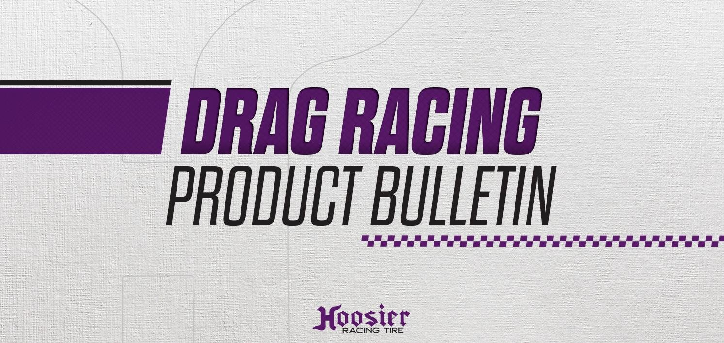 Hoosier Introduces New 28.0/10.5R-15 DBR Drag Radial for Bracket Racing