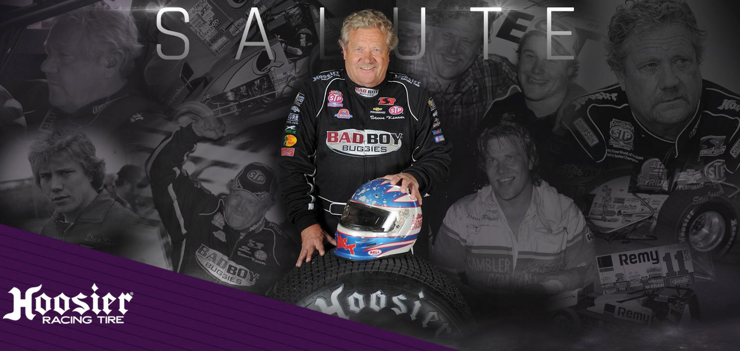 Steve Kinser Completes Historic Career