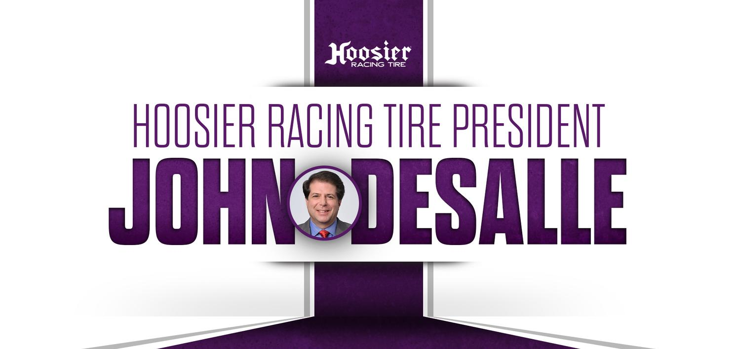 Continental Announces John DeSalle as President of Hoosier Racing Tire