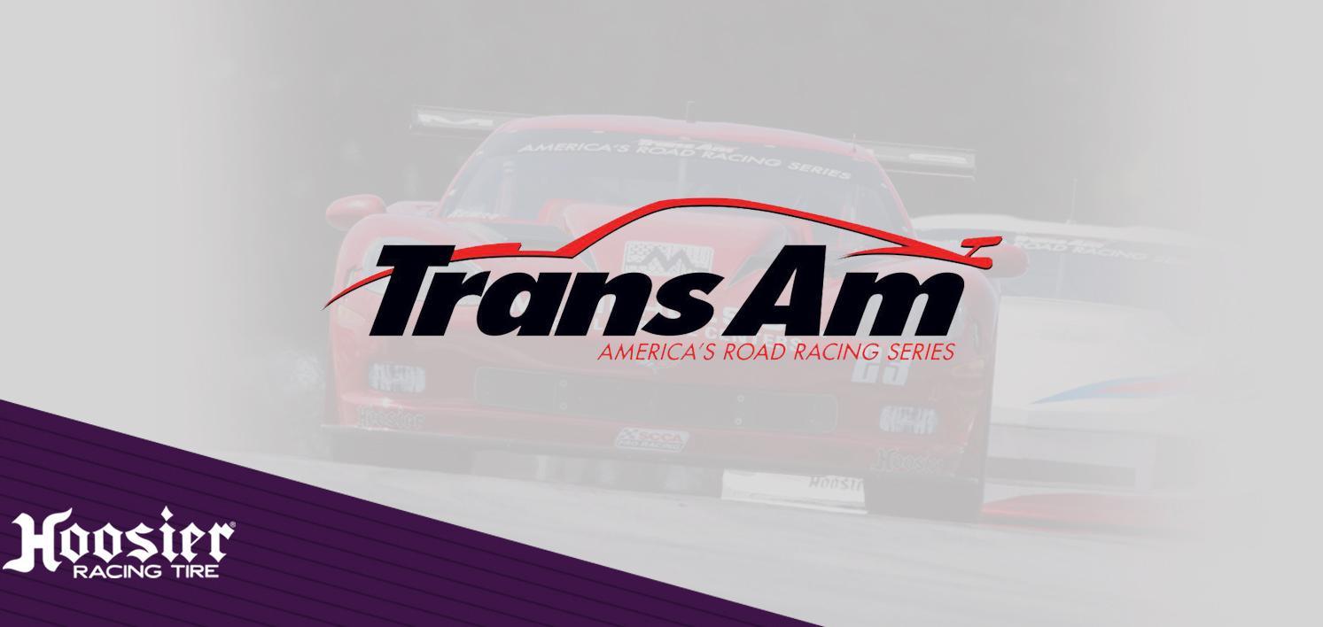 Hoosier Racing Tire returns as Official Tire of the Trans Am Series