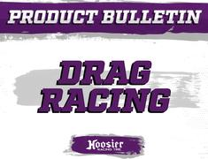 Hoosier Releases New 33.0/13.0-15 Drag Tire