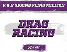 K&N Spring Fling Million - Wednesday Results