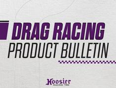 Hoosier Introduces new 28.0/4.5-18 Drag Fronts