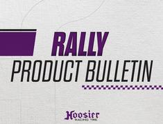 Hoosier Tire Expands Rally Compound Selection
