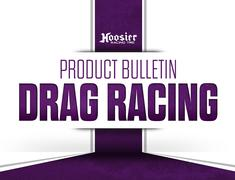 Hoosier Adds 26.0/8.5R-15 Tire to Drag Line