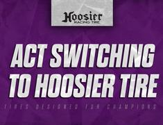 American-Canadian Tour (ACT) Switches to Hoosier Tire