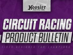 Hoosier Introduces New GT2 and Historic Stock Car Slick