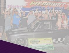 Hoosier Sweeps the Superbowl of Bracket Racing at Piedmont