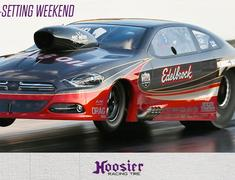 Record-Setting Weekend for Lizzy Musi on Hoosier Drag Slicks