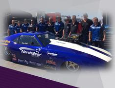 Eric Latino Earns Quickest NHRA Pro Mod Pass