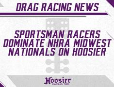 Sportsman Racers Dominate NHRA Midwest Nationals on Hoosier