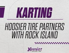 Rock Island Grand Prix and Hoosier Tire Begin Partnership