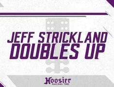 Jeff Strickland Doubles up